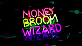 Money broom wizard title