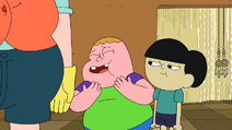 Clarence episode - Chadsgiving - 063
