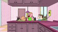 Clarence episodio - La chica misteriosa - 011