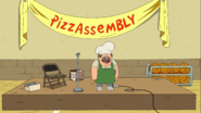 Clarence episodio - Pizza héroe - 0109