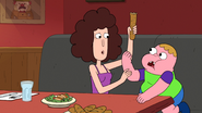 Clarence episode - Neighborhood Grill - 073