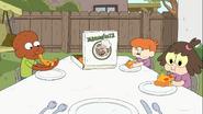 Clarence episodio - Pizza héroe - 093