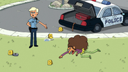 Clarence episode - Officer Moody - 040