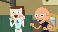 Clarence episodio - Ojos enlodados - 083