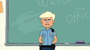 Clarence episode - Officer Moody - 033