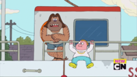 Clarence episode - The Trade - 087