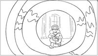 Clarence's Millions - Storyboard 2