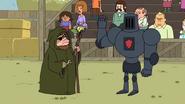 Clarence episodio - Mercado medieval - 026