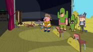 Clarence episodio - Bucky y el búho - 071