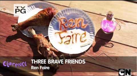 Three Brave Friends