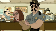 Clarence episode - Officer Moody - 050