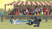 Clarence episodio - Mercado medieval - 076