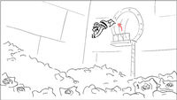 Clarence's Millions - Storyboard 4