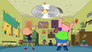 Clarence - Man of the House episode - 039