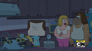 Clarence episodio - Jeffery Wendle - 030