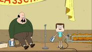 Clarence episodio - Pizza héroe - 086