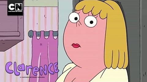 Grandma Approaches I Clarence I Cartoon Network