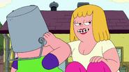 Clarence episodio - La chica misteriosa - 076