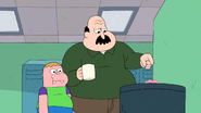 Clarence episode - Officer Moody - 0100