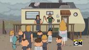 Clarence episodio - Tejones y búnkers - 040
