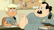 Clarence episode - Officer Moody - 051