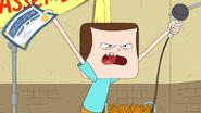 Clarence episodio - Pizza héroe - 066