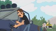 Clarence episodio - Tejones y búnkers - 011