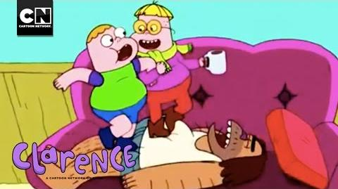 Clarence Dream World I Cartoon Network