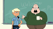 Clarence episode - Officer Moody - 039