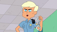 Clarence episode - Officer Moody - 074