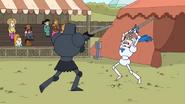 Clarence episodio - Mercado medieval - 020