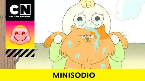 Beauford El Gato Clarence Minisodio Cartoon Network