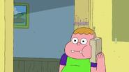 Clarence episodio - La chica misteriosa - 037