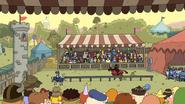 Clarence episodio - Mercado medieval - 052