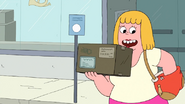 Clarence episode - Just Wait in the Car - 066