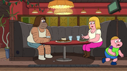 Clarence episode - Neighborhood Grill - 056