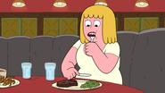 Clarence episode - Neighborhood Grill - 092