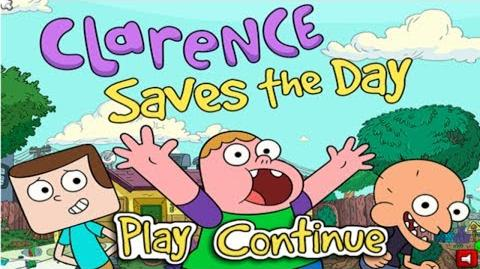 Cartoon Network Games Clarence Saves The Day