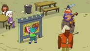 Clarence episodio - Mercado medieval - 044