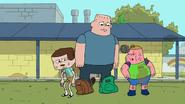 Clarence episodio - Bucky y el búho - 018