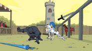 Clarence episodio - Mercado medieval - 073