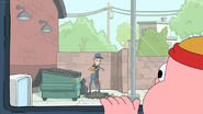 Clarence episode - Just Wait in the Car - 0127
