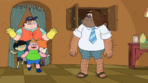 Clarence episode - Chadsgiving - 070