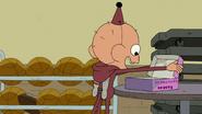 Clarence episodio - Bucky y el búho - 042