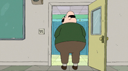 Clarence episode - Officer Moody - 068