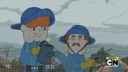 Clarence episodio - Tejones y búnkers - 048