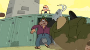 Clarence episodio - Mercado medieval - 082