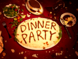 La cena/Galería