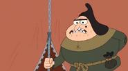 Clarence episodio - Mercado medieval - 033