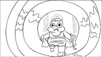 Clarence's Millions - Storyboard 3